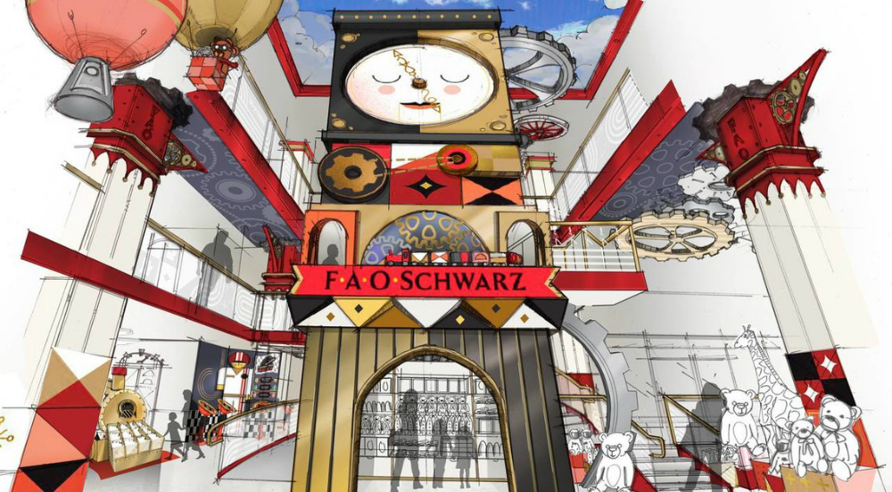 FAO Schwarz Will Make its NYC Comeback in Only a Few Weeks!