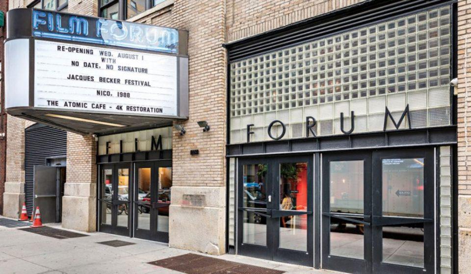 Top 10 Alternative Cinemas For The True NYC Cinephile
