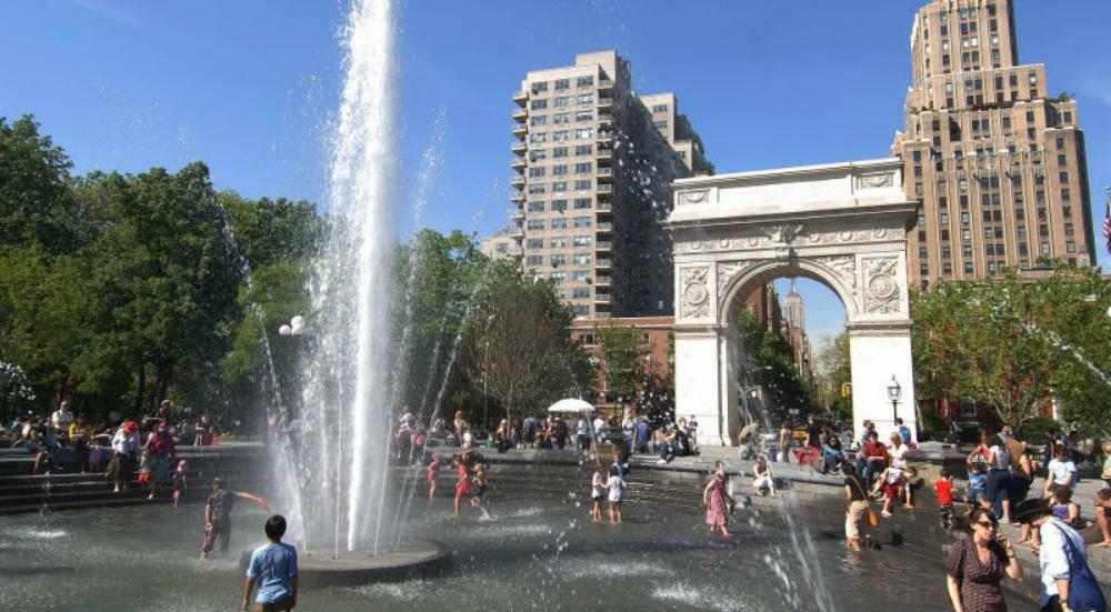 Stifling Heat Wave in NYC to Last Through Wednesday