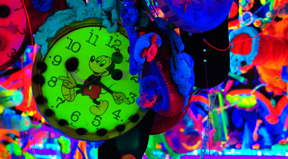 Immersive Mickey Mouse Art Exhibit Opens in NYC for 90th Anniversary