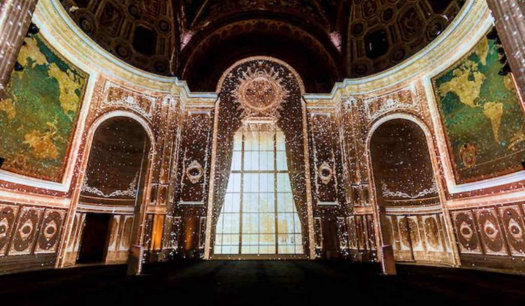 A NYC Landmark Building Is Being Transformed Into A One-Of-A-Kind Virtual Ship This Week