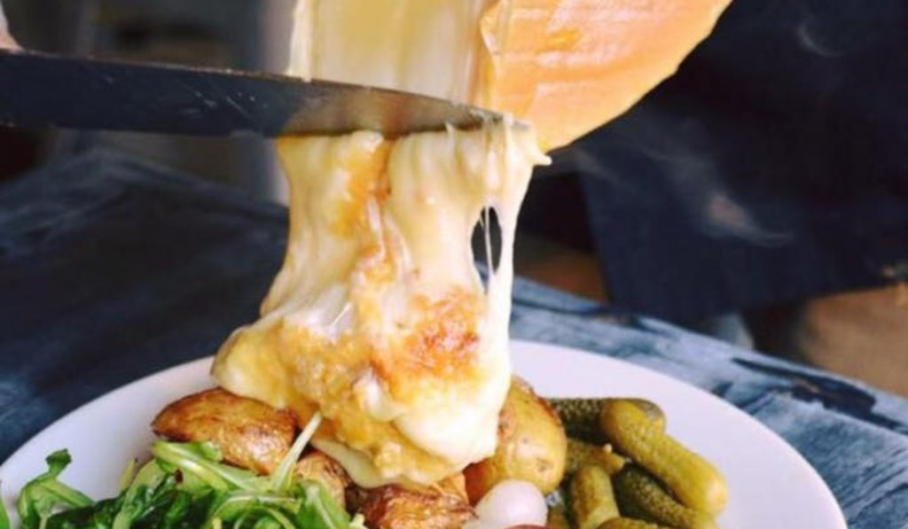 Raclette NYC Is The Cheesiest Experience You'll Have In New York