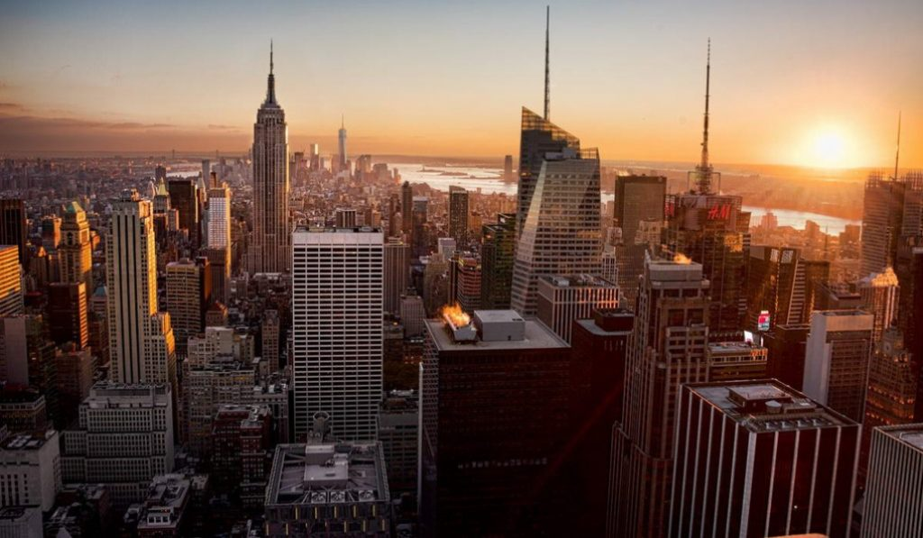 Examine The Evolution Of NYC's Skyline At This New Exhibit
