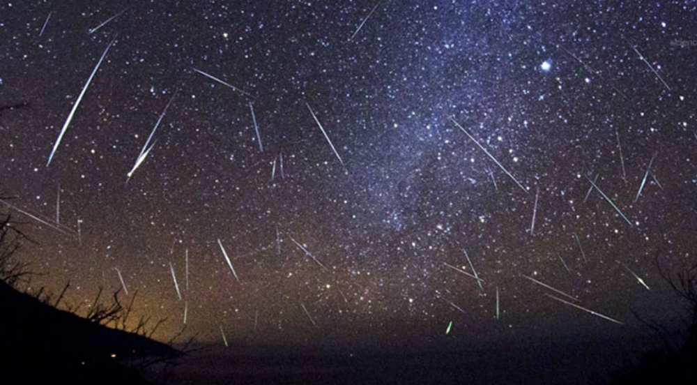 The Perseid Meteor Shower Will Peak Tomorrow Night! Here's How to See it in NYC