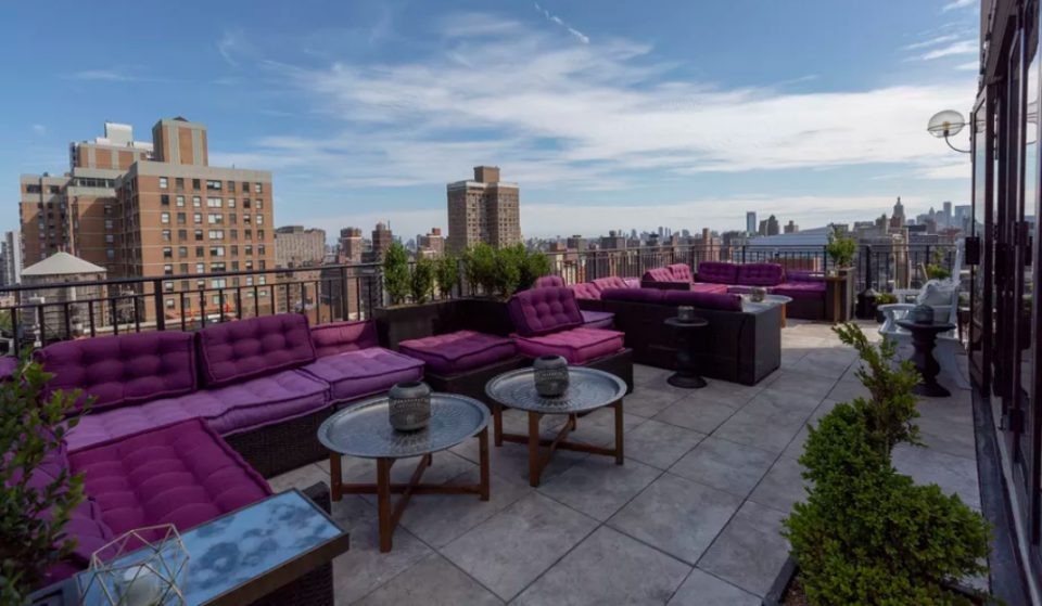 A New Rooftop Lounge Has Opened In NoMad