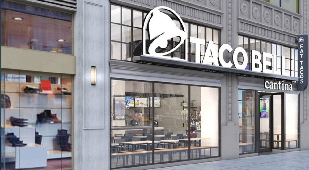 Taco Bell Will Open Two Cantinas in Manhattan This Year