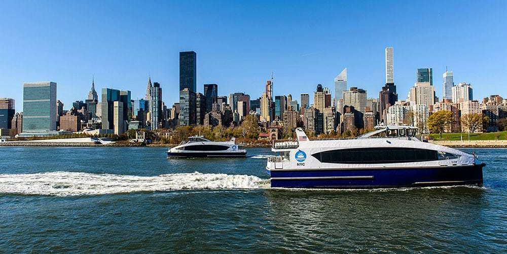 Lower East Side Ferry Services Will Begin This Month