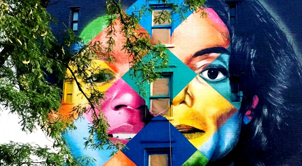 Vibrant, Larger Than Life Michael Jackson Mural Appears in East Village