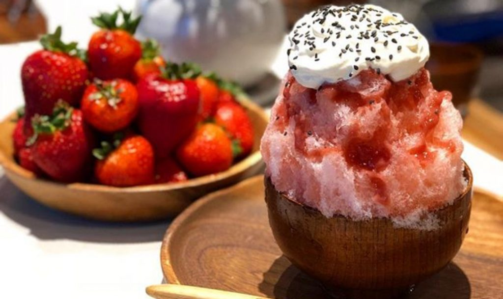 This Traditional Japanese Dessert Has Made It's Way To NYC And We're Loving It