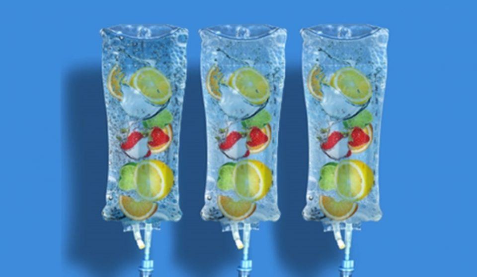 IV Drip Therapy Is New York City's Hottest New Health Craze