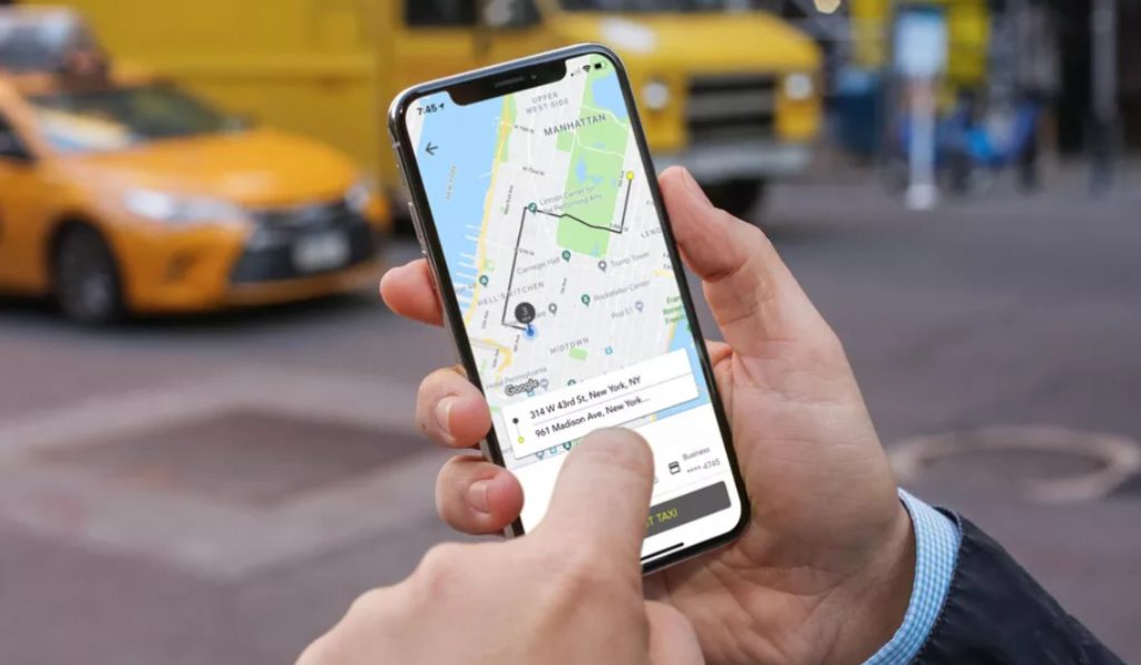 The New Yellow-Taxi Hailing App Has Now Expanded Into The Outer Boroughs