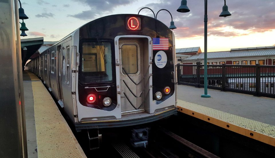 No Weekend L Trains Will Run During The Entire Month of October
