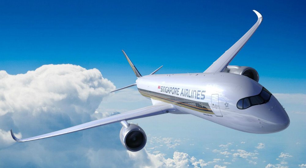 New York to Singapore Will be the Longest Flight in the World, at 19 Hours & 10,000 Miles