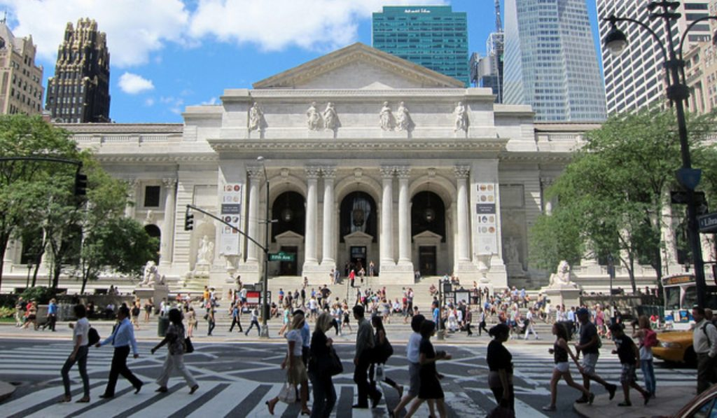 The New York Public Library Is Hosting Voter Registration Drives Today