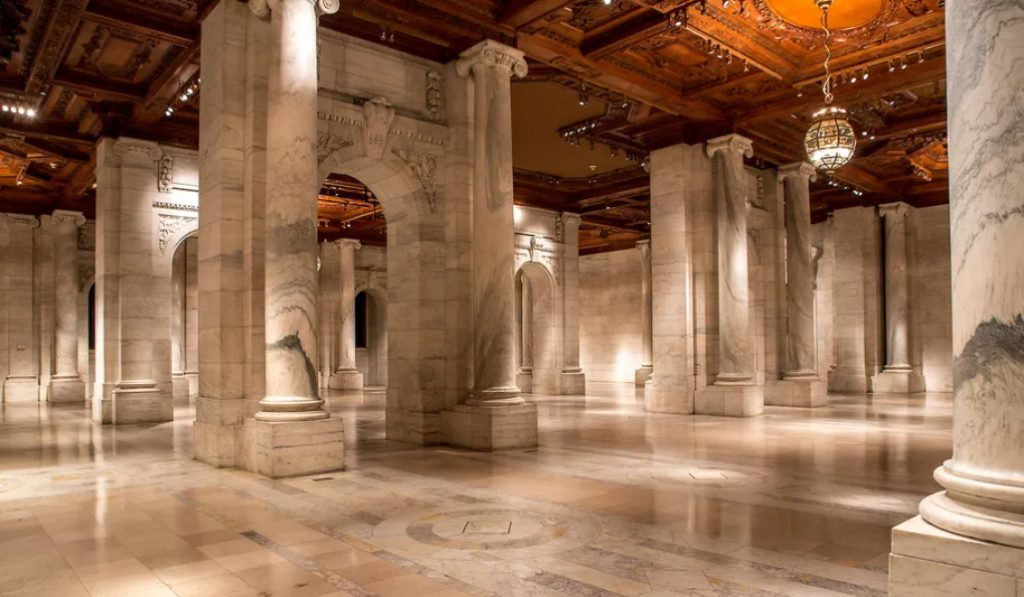 The New York Public Library Will Open A Permanent Exhibit Showcasing Millions Of Their Treasures