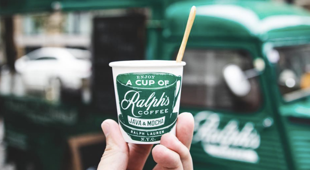 Ralph Lauren Brings Back Adorable Coffee Shop for a Limited Time in NYC