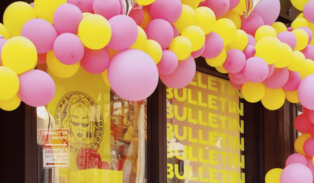 Bulletin Is Hosting A Fantastic Party At Their New Flagship Store To Honor Over 60 Women Led Businesses