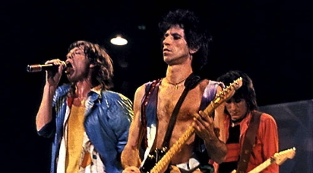 There's A Rolling Stones-Themed Bar Open On St Mark's Place