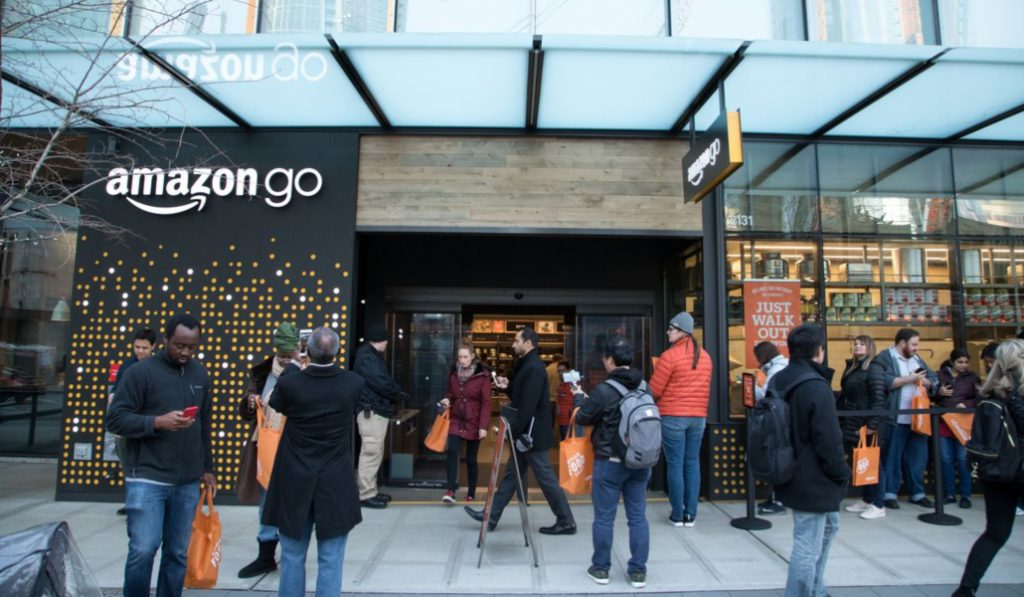 A Check-Out-Free Amazon Grocery Store Is Reportedly Coming To NYC