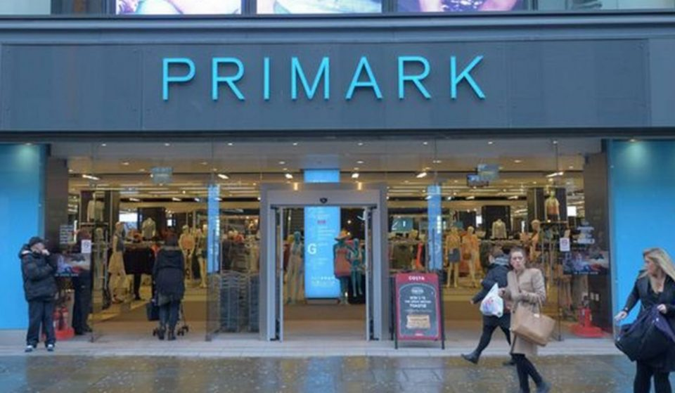 Primark Is Hosting A One Day Pop Up Shop Today In Soho