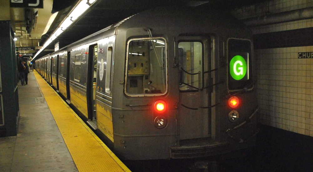 G-Train Services Will Shutdown Every Weekend of September
