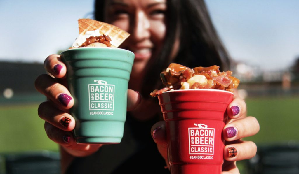 Indulge In Two Of Life's Pleasures At The NYC Bacon And Beer Festival