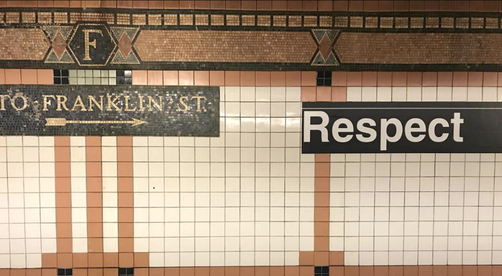 MTA Pays Respect to Aretha Franklin With Touching Subway Station Tribute