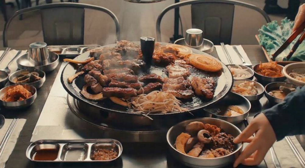 There's A $37 All-You-Can-Eat Korean Barbecue Restaurant In NYC