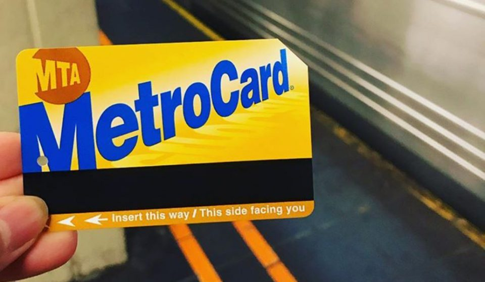 MetroCards Are Officially Being Phased Out, Say Hello To OMNY