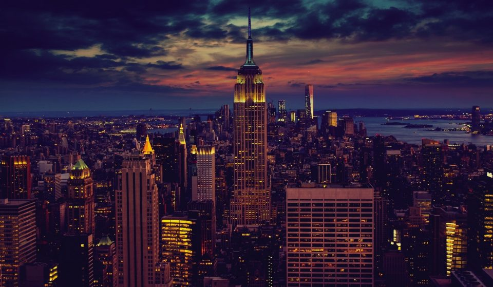 Empire State Building Will Put on a Special Light Show for Halloween Night