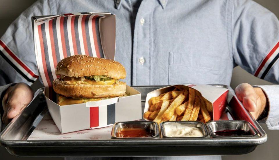 Barneys New York is Serving a $65 Designer Cheeseburger Meal Until Sunday