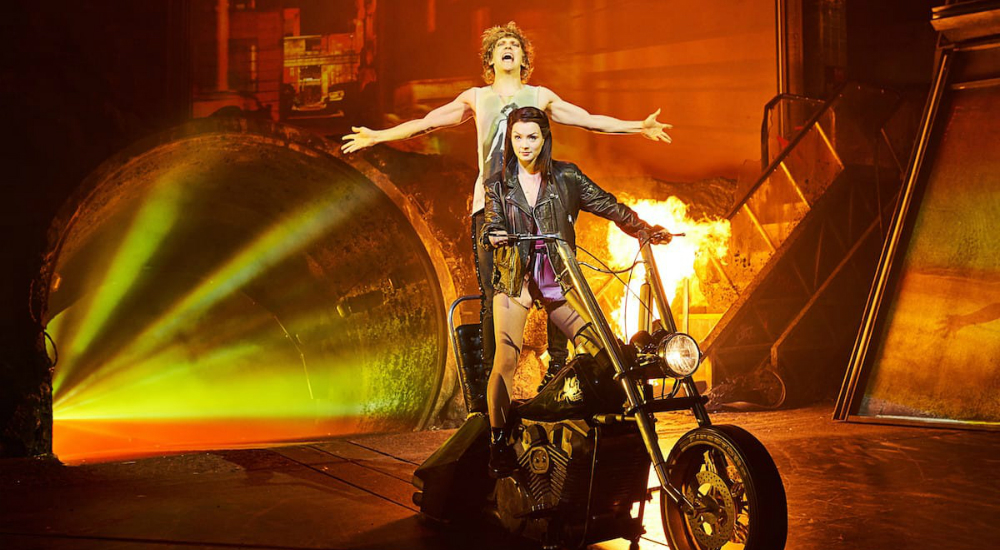 Meat Loaf Musical 'Bat Out of Hell' is Coming to NYC!
