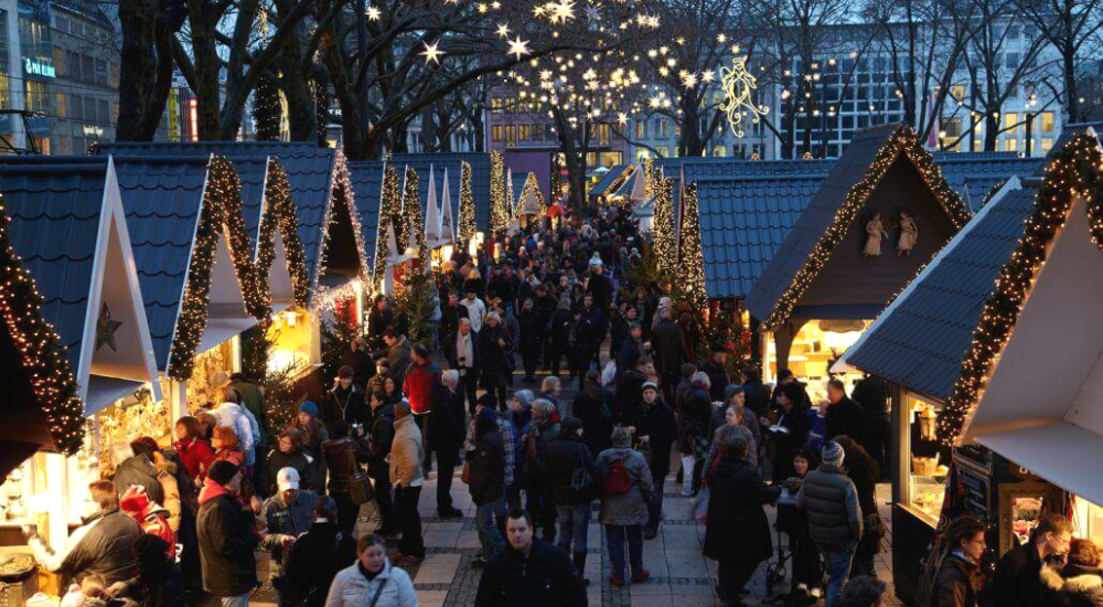 A Massive Holiday Market Will Open in Brooklyn Next Month
