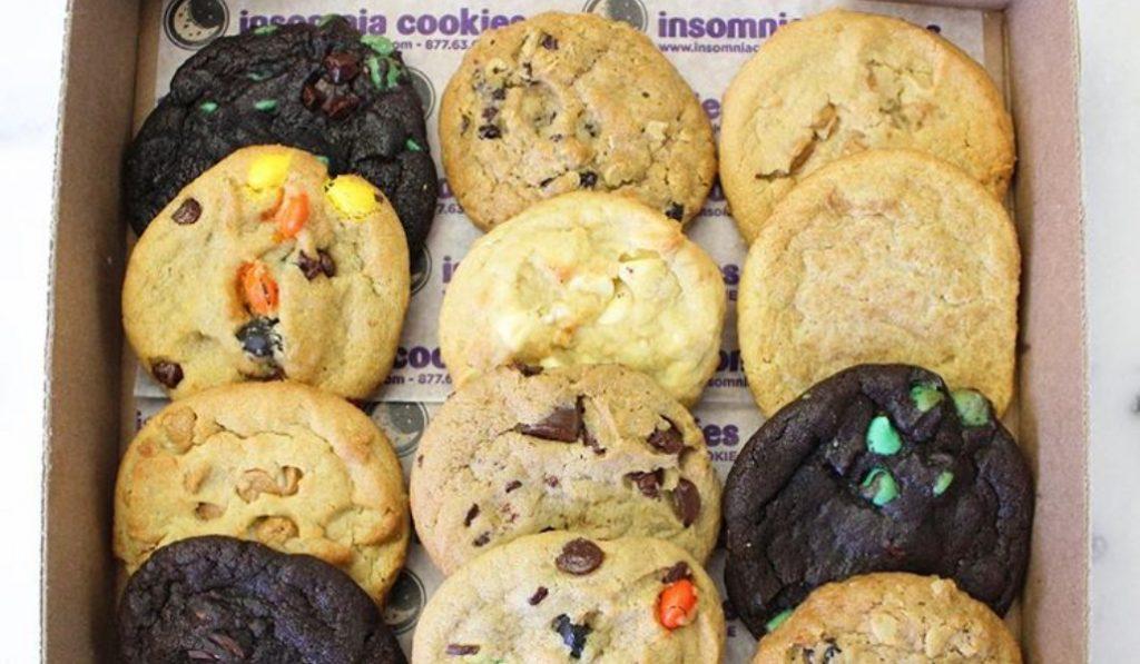 Insomnia Cookies Is Giving Away Free Cookies This Week
