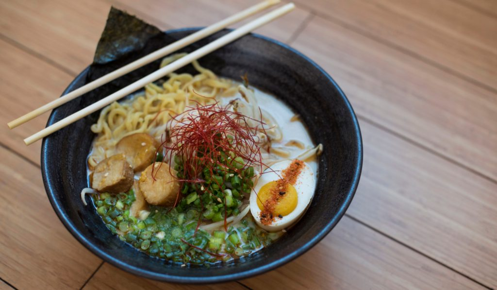A Vegan Ramen Pop Up From L.A. Is Open Now In Soho For A Limited Time