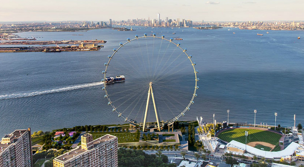 Plans for New York's Ferris Wheel are Officially Dead