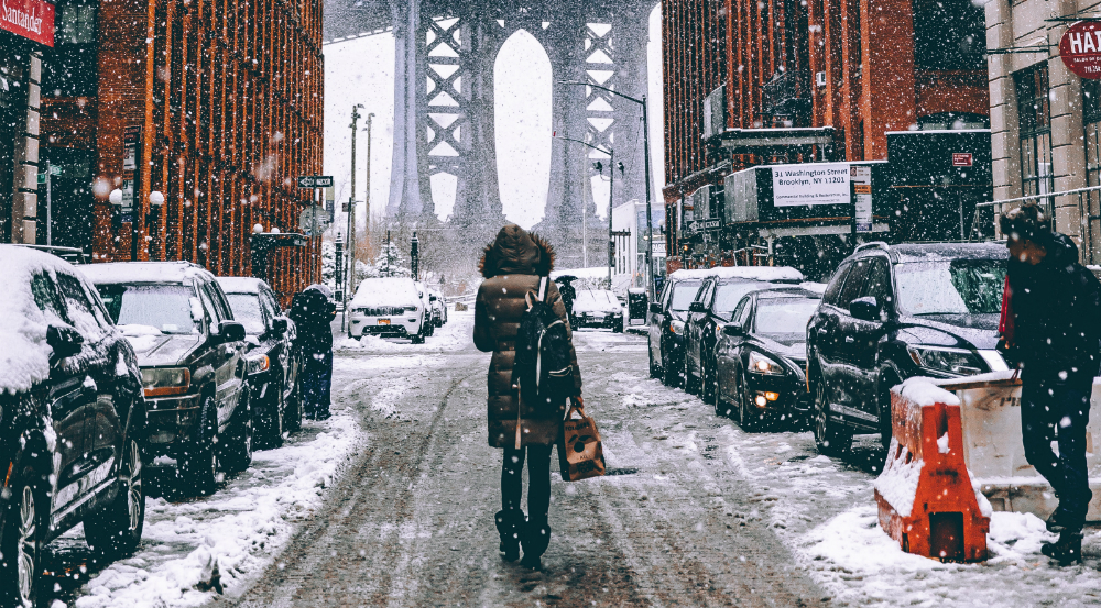 Temperatures Will Drop to Near-Freezing Lows in NYC This Week