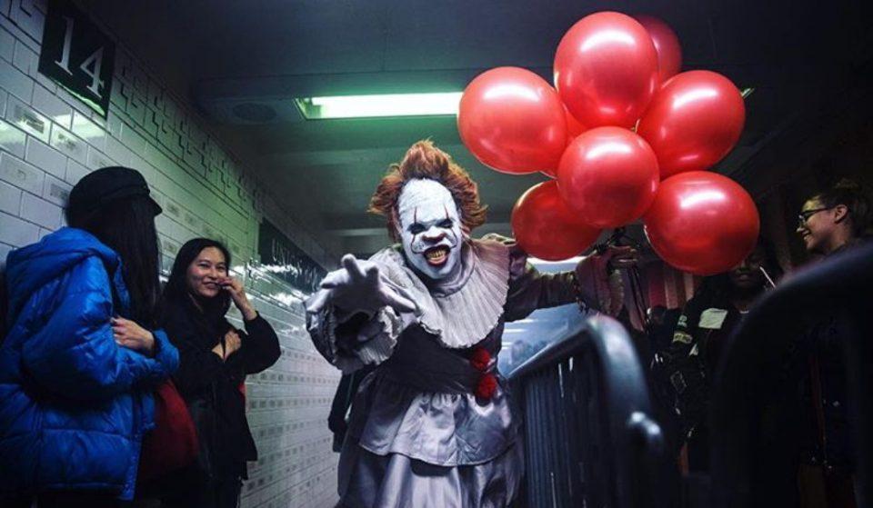 Take A Look Inside The MTA's Seriously Creepy Haunted Subway