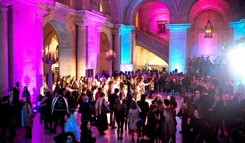 The New York Public Library Is Hosting A Spook-tacular Halloween Masquerade Party