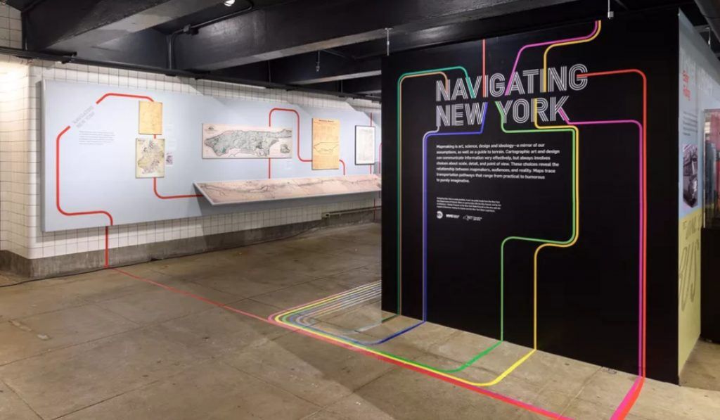 An Interactive Exhibition About The City's Subway System Is Now On In Brooklyn