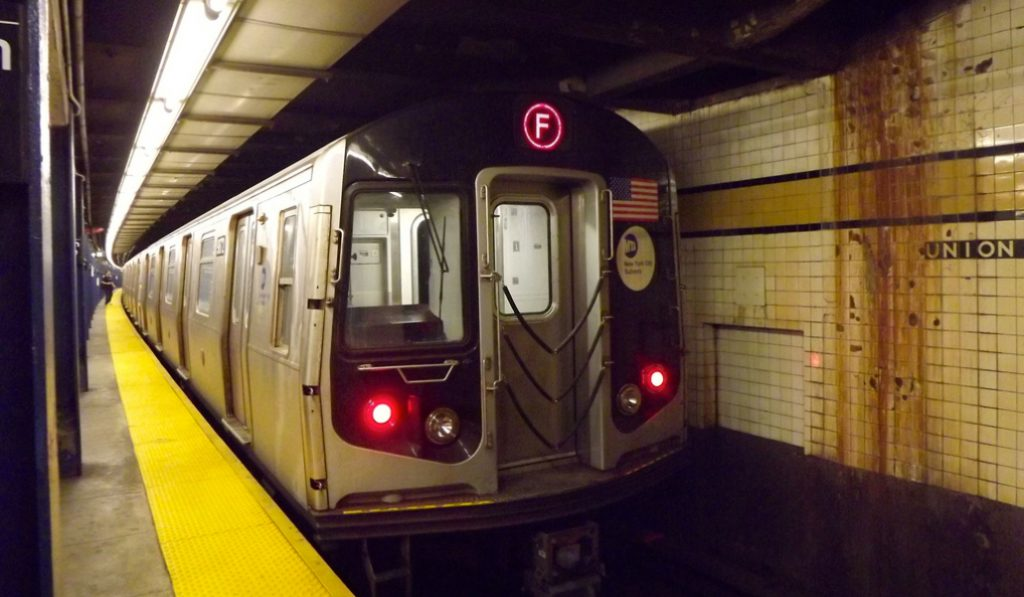 The Subway Is Getting A Spooky Halloween Makeover This Week