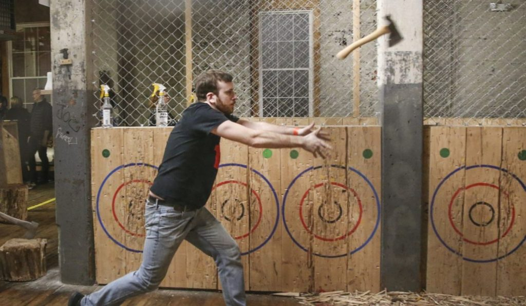 A Second Axe-Hurling Bar Is Opening In Brooklyn This Month