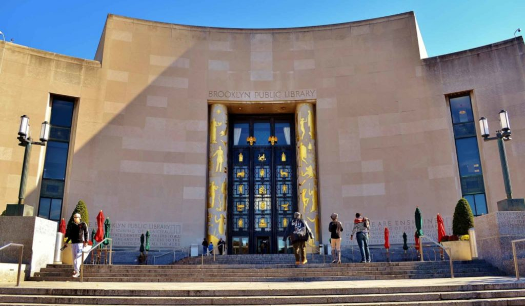 The Brooklyn Public Library Is Opening Their First New Location In Nearly 40 Years