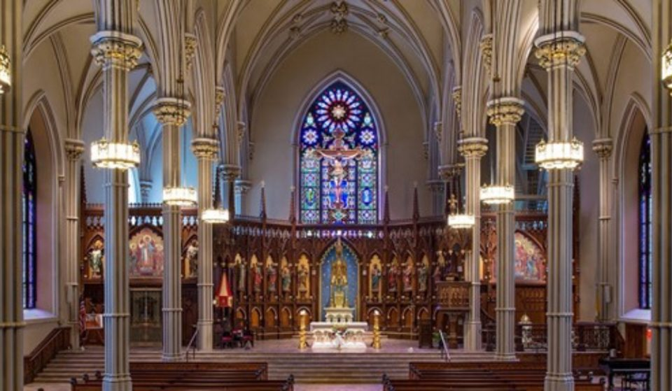 Travel Back In Time At This Magical Opera Experience At Saint Patrick's Old Cathedral