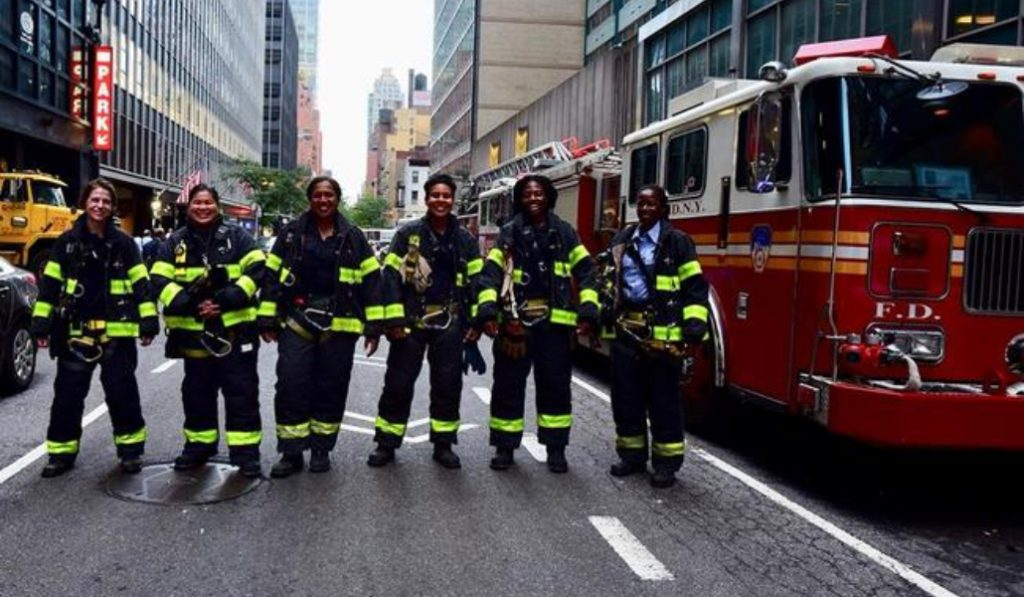 The First All Women FDNY Engine Has Been Detailed In Manhattan