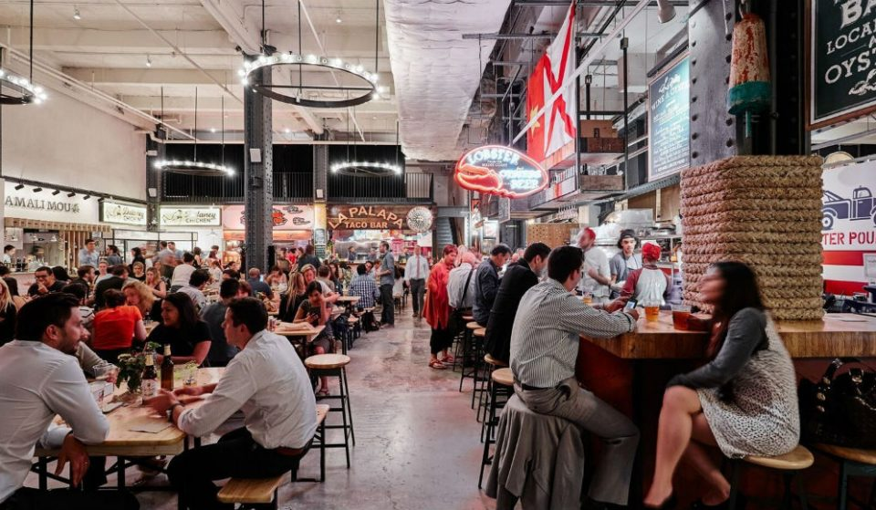 10 Mouthwatering Food Halls You Need To Check Out In NYC