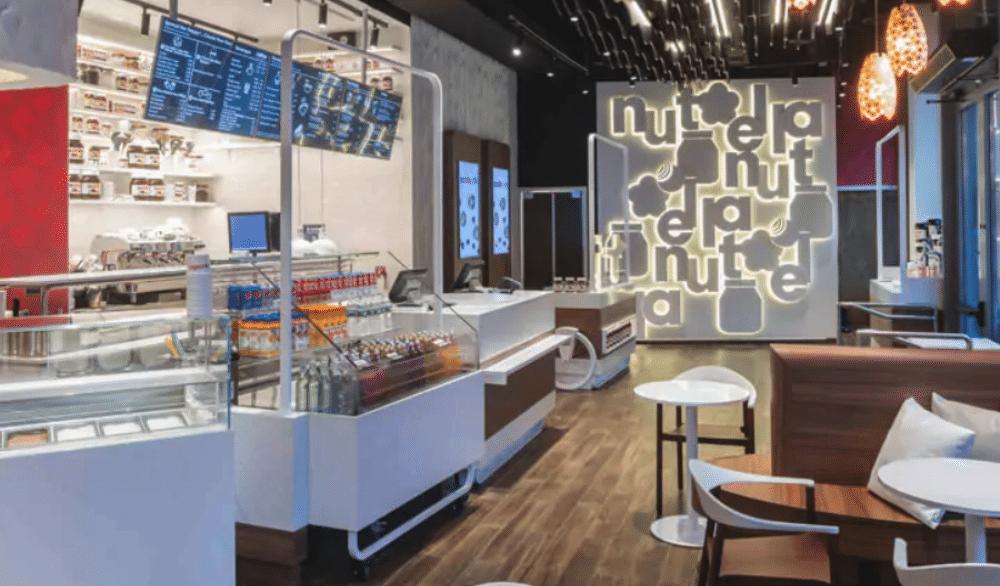 Nutella Cafe Will Finally Open Tomorrow In Union Square