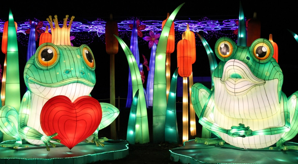 A Magical Winter Lantern Festival Is Coming To Staten Island