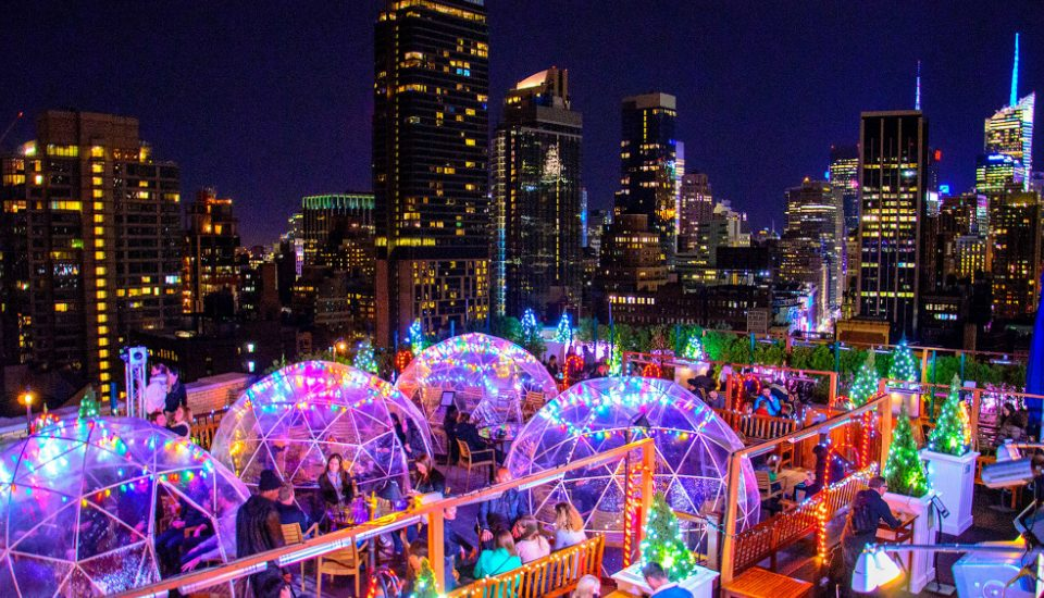 230 Fifth Rooftop Igloo Bar Will Reopen For The Season Next Week