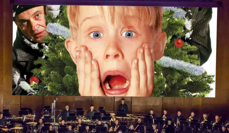 Watch An Epic Screening Of Home Alone (With An Orchestra!) This Month At Lincoln Center